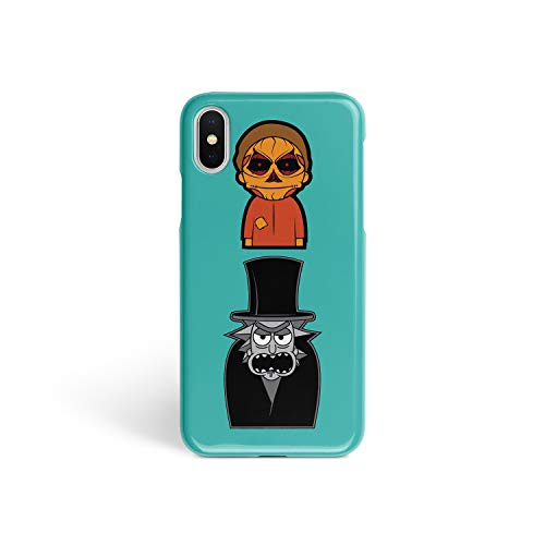 GoodMood iPhone Case Full Wrap Plastic Protective Cover