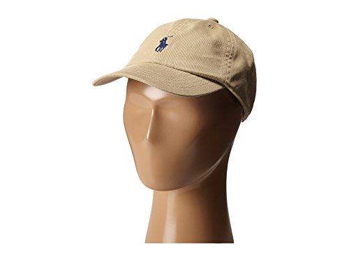 (RALPH LAUREN Little Boys Polo Cap (Size 4-7) (Khaki))