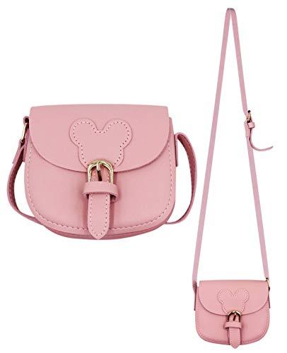 Toddler Handbag Crossbody Pink nbsp;Little Bag for Shoulder Satchel Mini Coin RARITY Small US Girls Girls Cute Kids Purse 7w5aq0