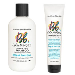 Bumble and Bumble Color Minded Sulfate Free Shampoo 8.5oz & Conditioner 5 oz DUO by Bumble and Bumble