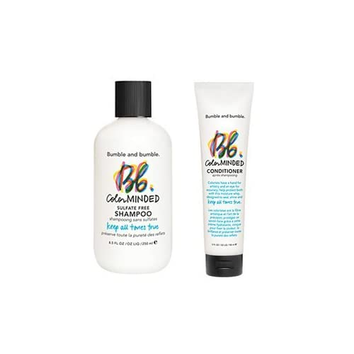 Bumble and Bumble Color Minded Sulfate Free Shampoo 8.5oz & Conditioner 5 oz DUO hot sale