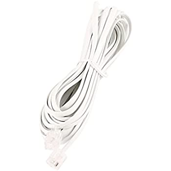 Amazon.com: HP 8121-0811 Telephone cable (2-wire) - RJ11 (M ...