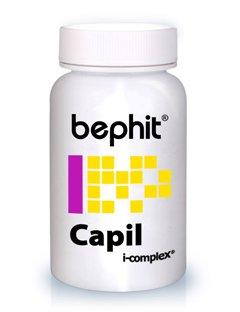 (Aminoácidos azufrados + Grupo B + Selenio + Ginkgo + Vitamina C) CAPIL BEPHIT - 60 cápsulas 610 mg: Amazon.es: Salud y cuidado personal