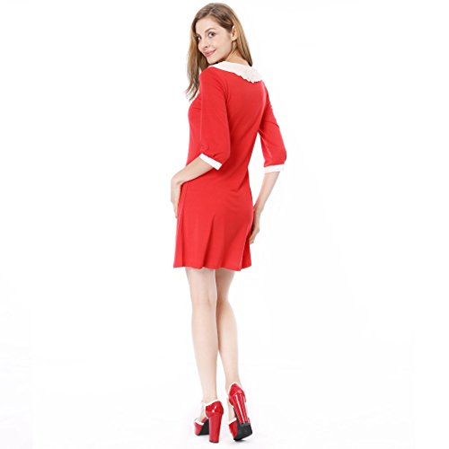 De Plateforme Femme Allegra Cour Red T Chaussures Bar K 4A5qL3Rjc