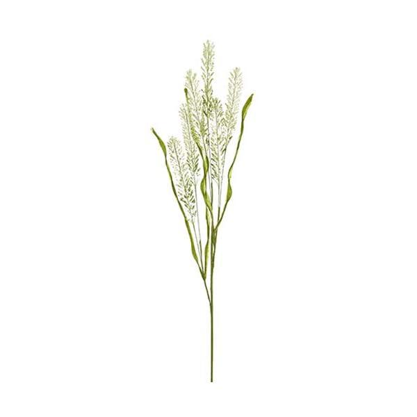 SilksAreForever 32″ Foxtail Artificial Flower Stem -Green (Pack of 12)