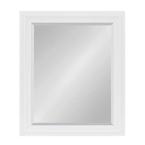 Kate and Laurel Whitley Framed Wall Mirror 27.5x33.5 -