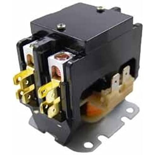 electrical contactors amazon com rh amazon com Photocell Lighting Contactor Wiring Diagram 120 Volt Thermostat Wiring