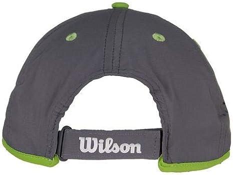 Wilson Baseball Hat Co - Gorra Unisex, Color Negro, Talla OSFA ...