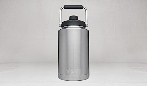 YETI Rambler Vacuum Insulated Stainless Steel One Gallon Jug with MagCap by YETI (Image #1)