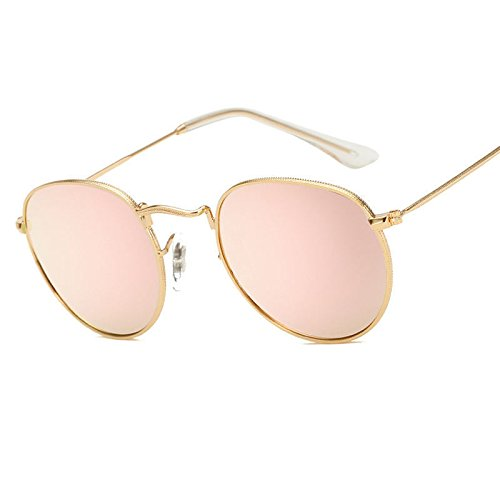 JUJU MALL-Retro Women Men Metal Frame Sunglasses Glasses Vintage Round Outdoor - Eyeglasses 2014 Styles