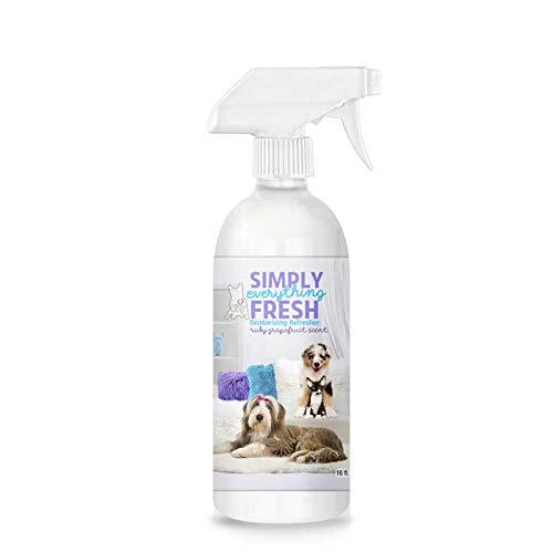 The Blissful Dog Simply Everything Fresh Deodorizing Spray, 16 oz. by The Blissful Dog