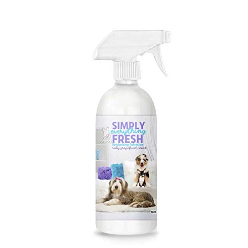 The Blissful Dog Simply Everything Fresh Deodorizing Spray, 16 oz.