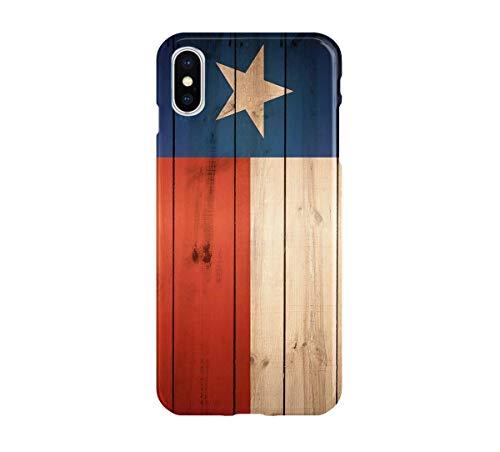 Wooden Texas Flag Case - iPhone