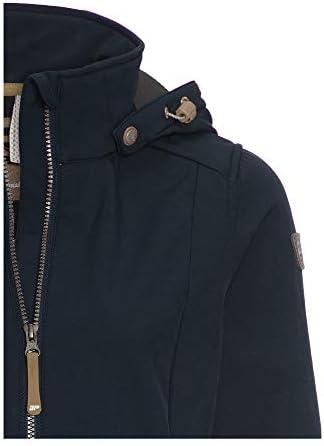 Icepeak Blaine Softshell chaqueta señora capucha desmontable hasta talla 48 caliente Fleece