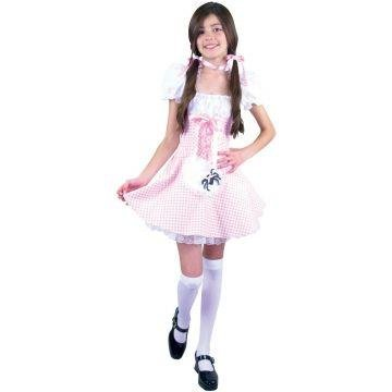 Nursery Rhymes Costumes For Kids (Little Miss Muffet Child Costume - X-Large/Pre-Teen)