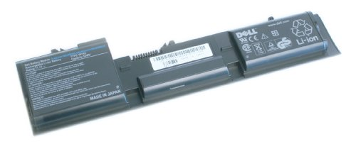 Dell Latitude D410 Laptop Notebook Rechargeable Battery Type Y6142, Lithium-Ion (Li-Ion) 11.1V 6-Cell 53 Whr, Compatible Dell Part Numbers: UY441, W6617, UY441, 312-0314, 312-0315, GU490, UY442, U5869, U5883, Y5179, Y5180, ABD T6142, 451-10234, U5867, X5308, X5329