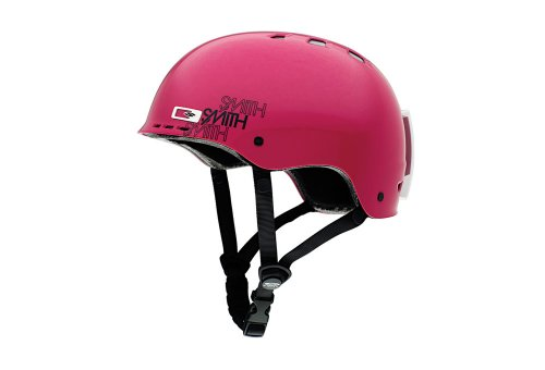 Smith Optics Unisex Adult Holt Park Snow Sports Helmet (Blush, X-Large), Outdoor Stuffs
