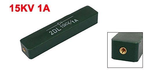 eDealMax de 2DL 1A Rectangle Haute Tension HV redresseur de Silicium Pile diode, 15KV