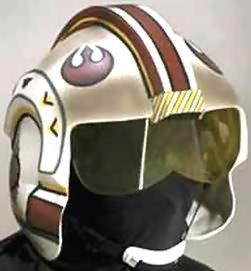 X WING HELMET (Pilot X-wing Helmet)