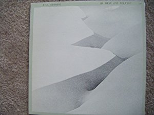 of mist and melting LP by ECM