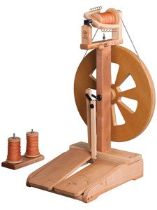 Ashford Kiwi Spinning Wheel 2 - Unfinished by Ashford (Image #1)