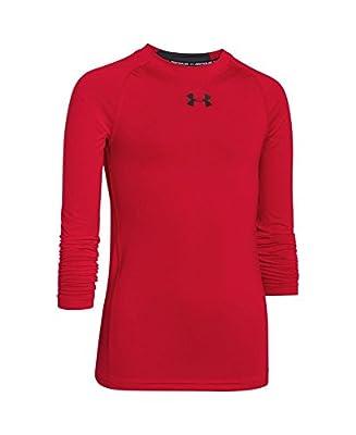 Under Armour Boys' HeatGear Long Sleeve Shirt