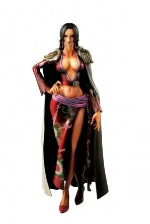 Banpresto ONE Piece Ichiban Kuji 2016 The Great Gallery Boa Hancock Figure