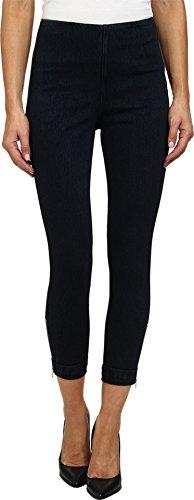 Zipper Cropped Legging - 6