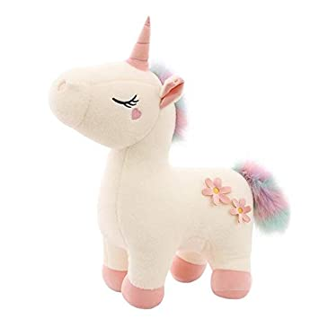 Amazon.com: LAJKS Plush Toy Fat Doll Cute Animal Stuffed io ...