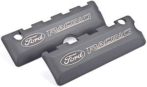 Ford Racing M-6067-50BK Black Coil Pack Cover for Ford Mustang 5.0L 4V Engine