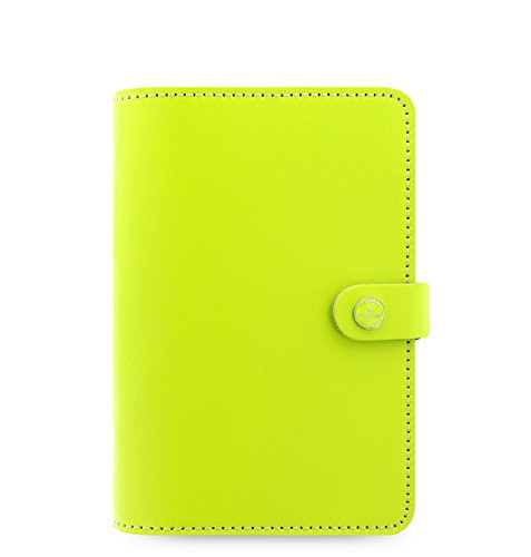 Filofax 26036 Organizer The Original Personal pear