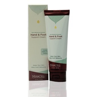 Miracell Hand & Foot Cream Pure Botanical Extracts by Mir...