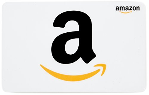 Large Product Image of Amazon.com Gift Card in a Blue Bow-Tie Box