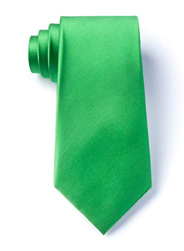 (Kelly Green Kelly Green Silk Tie)