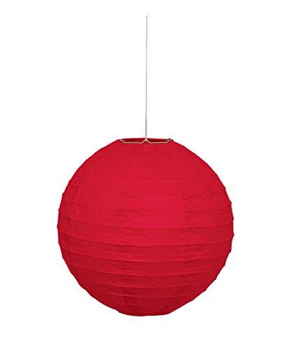 10-Round-Red-Paper-Lantern