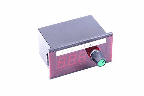 0-10V Voltage Signal Generator, DC 7-35V Constant Current Source, Stable Signal Source with 0.01v Adjustable Potentiometer, Voltage LED Display