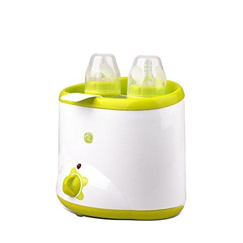 Electric Bottle Warmer ~ Gland electric bottle warmer double milk