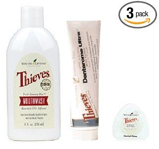Young Living Essential Oils Thieves product image