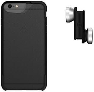 Olloclip OC-0000113-EU - Pack de funda y lente para Apple iPhone 6 Plus/6S Plus, multicolor: Amazon.es: Electrónica