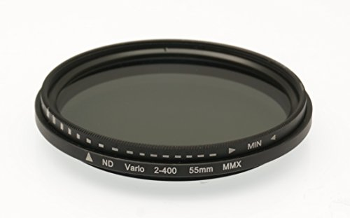 Gadget Career 55mm ND2 to ND400 Variable Neutral Density Filter for 7artisans 50mm F1.1 by Gadget Career