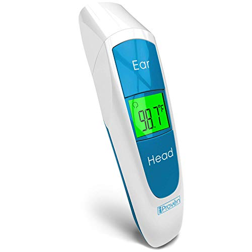 [New 2019 Model] iProven Baby Digital Thermometer