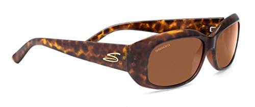 Serengeti RX Eyewear Bianca Sunglasses (Gltter Tortoise, Polar - Serengeti Sunglasses And