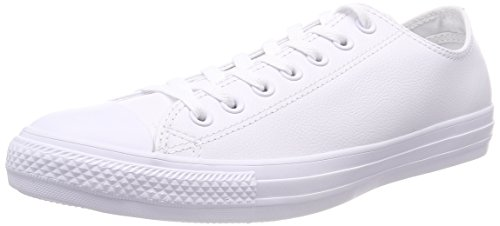 All Men's Sneaker White Taylor Top Low Star Leather Converse Chuck HCvwqdq