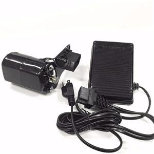 Motor And Foot Control Pedal For Rex RX-518 Portable Blindstitch Machine ()