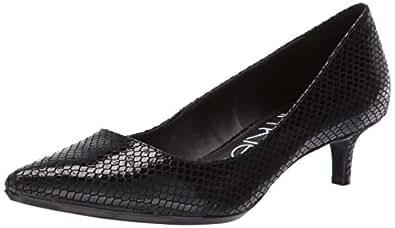 Calvin Klein Womens Gabrianna Black Size: 5