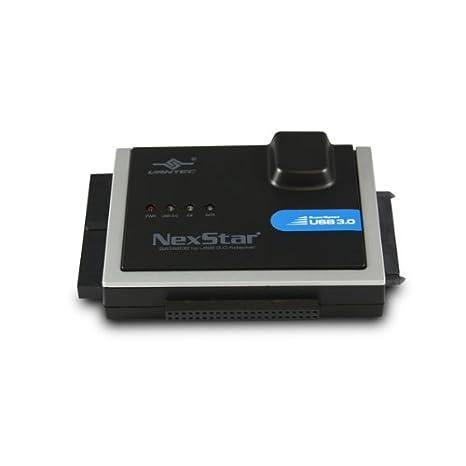 Amazon.com: Vantec NexStar adaptador SATA/IDE a USB 3.0 para ...