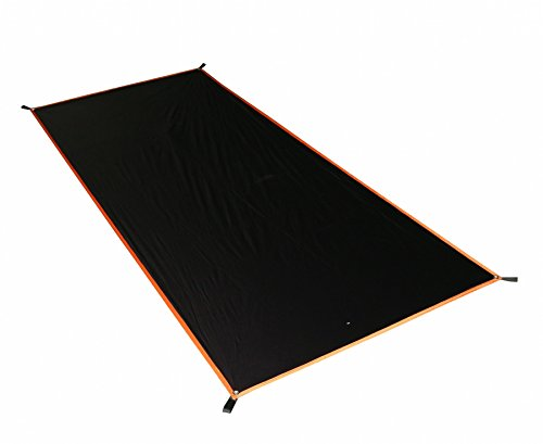 GEERTOP 2-person Ultralight Waterproof Tent Tarp Footprint Ground Sheet Mat, For Camping, Hiking, Picnic (4 sizes)