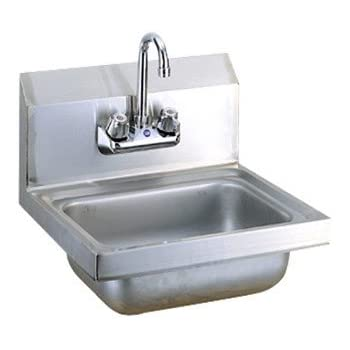 Amazon Com 10 Quot X 14 Quot Wall Mounted Hand Sink Industrial