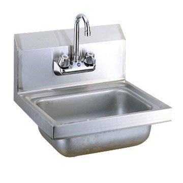 10'' x 14'' Wall mounted hand sink by ARC Commercial Products