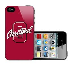 Stanford Cardinal California State Football Team Solid Background iPhone 5 | iPhone 5s Case Hard Back Case Cover